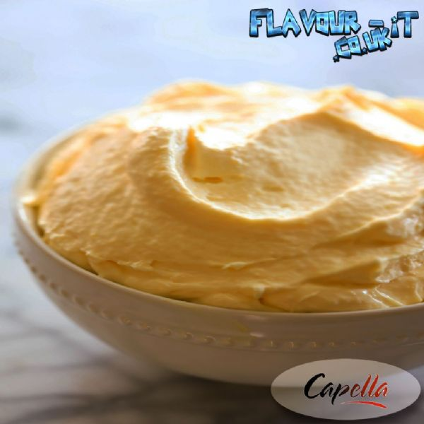 Capella Bavarian Cream Flavour Drops